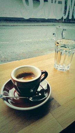Darkhorse Espresso: The reason I keep coming back