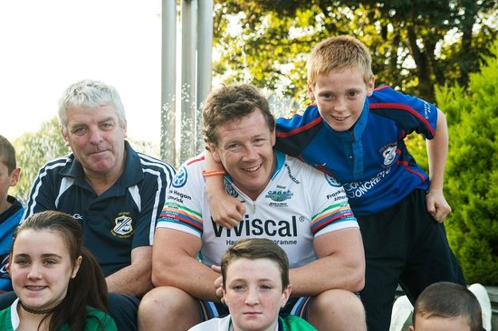 Westport Plaza Hotel: 2014 Viviscal Cross Rugby Legends Cycle