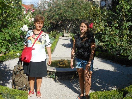 Medieval Mediteranean Garden: Sibenico, il giardino medievale del monastero di S.Lorenzo