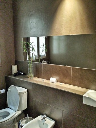 Vrabac Guesthouse: en suite bathroom 1