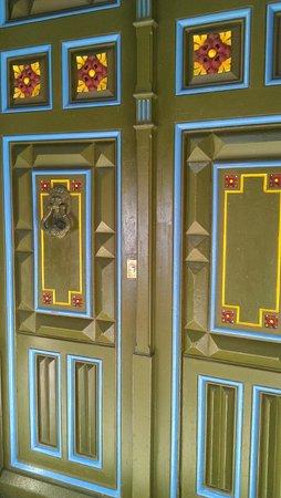 Vrabac Guesthouse: Front door