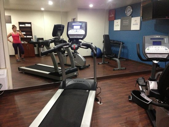 Comfort Suites at Sabino Canyon: Fitness Center