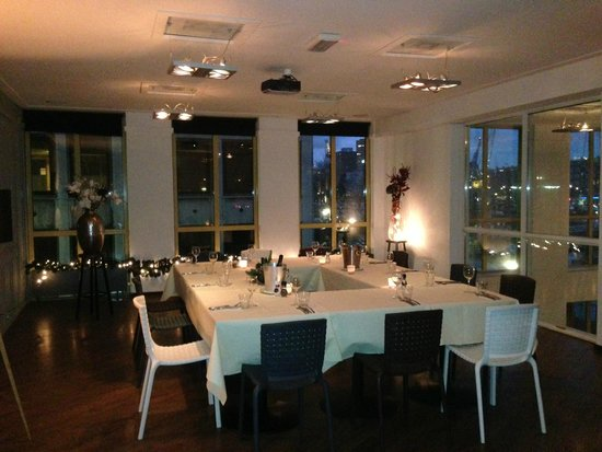2 private dining rooms - picture of fjord eat & drink, rotterdam