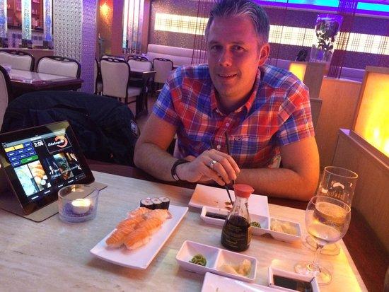 Shokuyoku Japanese Sushi & Grill: yummy