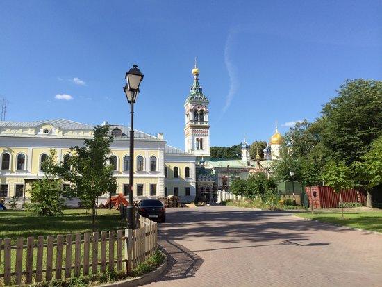 Храм Святителя Николая Мирликийского на Рогожском кладбище