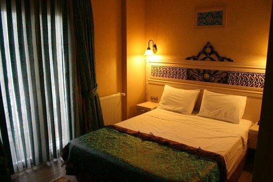 Hotel Novano: Ein gutes Bett
