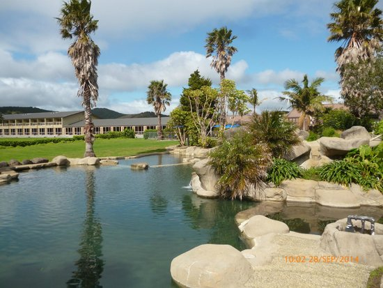 Copthorne Hotel & Resort Bay of Islands: Fabulous pool area