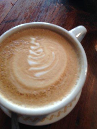 Bubby's: Latte