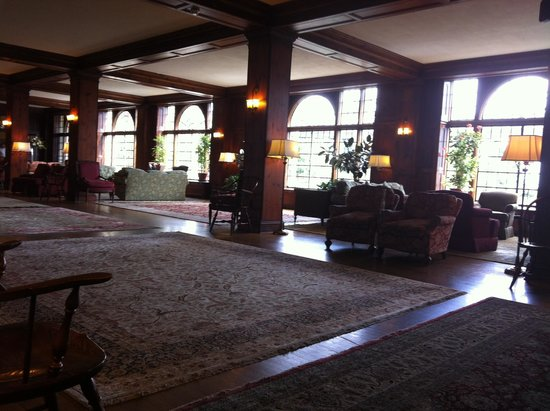 Skytop Lodge : Main Lobby