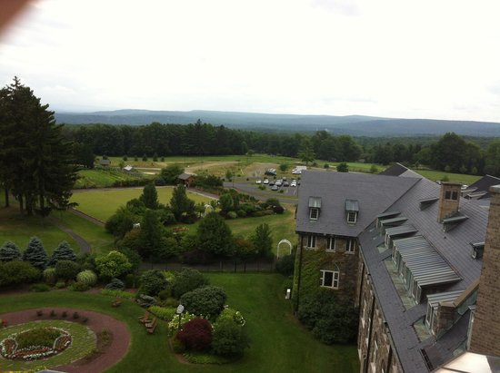 Skytop Lodge : View from the tower