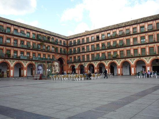 Plaza de la Corredera: Plaza la corredera