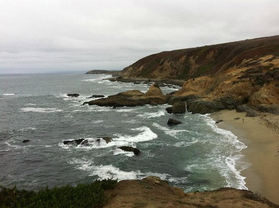 Bodega Bay Lodge: View from the local State Park in Bodega Bay