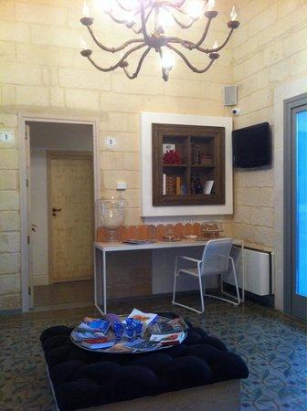 Palazzo dei Dondoli : Sala colazione interna