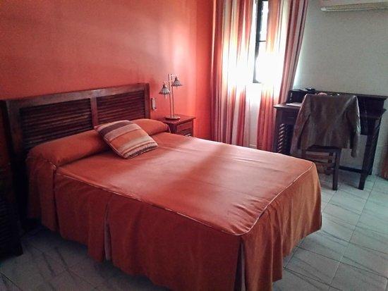 Hotel Andalucia: Stanza