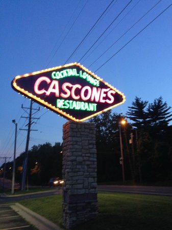 Cascone's Italian Restaurant: Best neon sign in KC