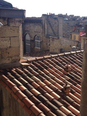 Hotel Gambetta : View from 48.