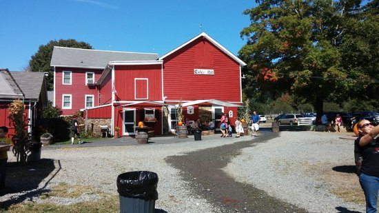 Hacklebarney Farm Cider Mill