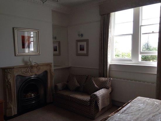 Alderley Edge Hotel: Superior room