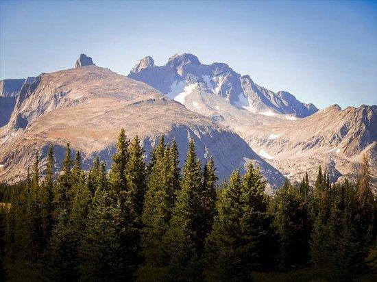 Sheridan's Bighorn Mountains