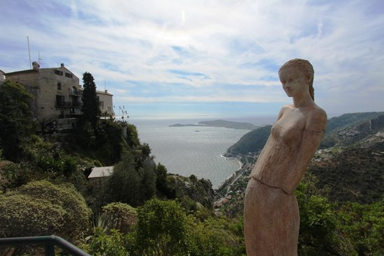 Each statue has a name and meaning of the name - Picture of Le ...