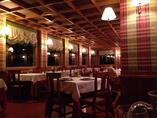 Hotel Sant'Orso: Sala ristorante