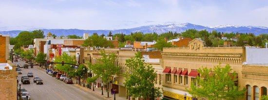 Historic Main Street of Sheridan