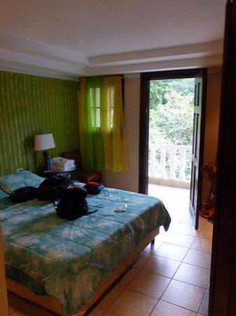 Hostal Boquete: Room #7