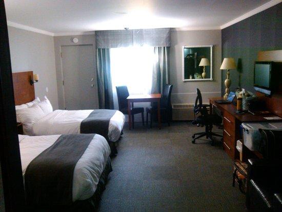 Hôtel-Motel Coconut : chambre