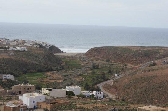 Tiznit, Morocco: Imi n targa - Mirleft-