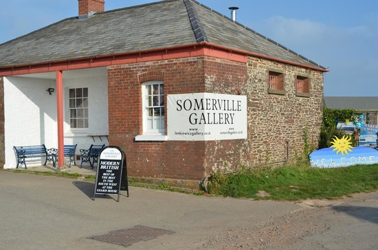 ‪Somerville Gallery‬
