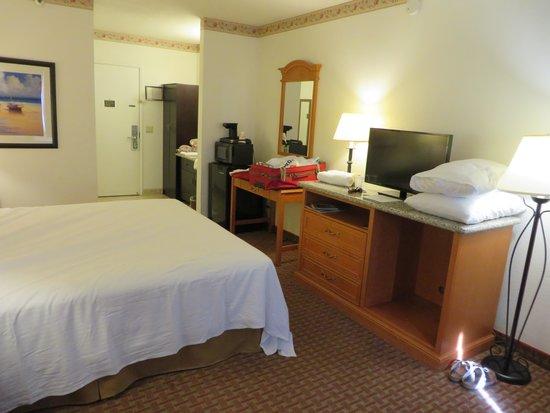 Mason Beach Inn : room