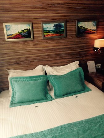 Grand Hotel Downtown: Room 312