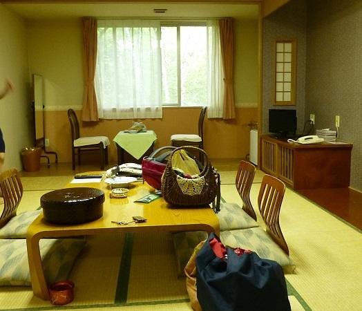 Meitonomori Hotel Kitafukuro: 部屋