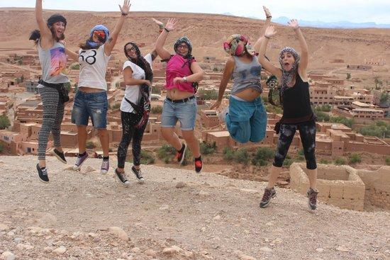 Venturas Tours - Day Tour: libres