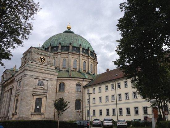 Dom St. Blasien: .