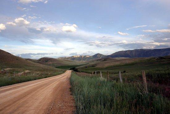 Scenic Drives Around Sheridan