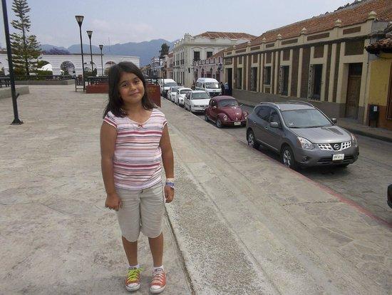 Catedral de San Cristobal de Las Casas : Templo de San Cristóbal