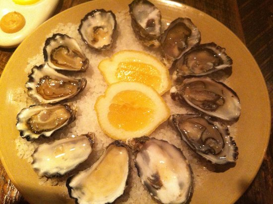 Saint Crispin: oysters