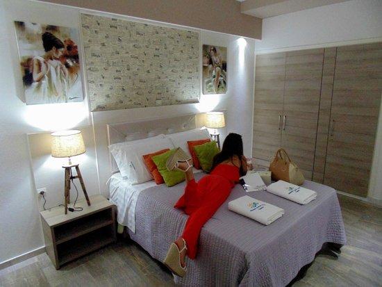 Loulass village aparthotel messonghi grekland omd men for Appart hotel 41