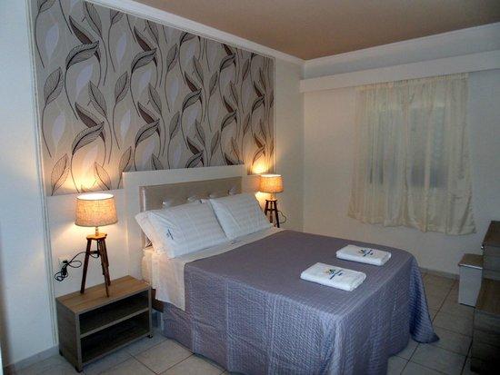 Loulass village aparthotel messonghi grekland omd men for Appart hotel 45