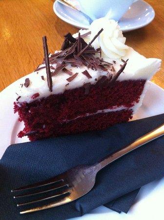 Foodies Holyrood: Red Velvet