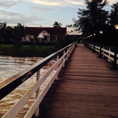 Torarica Hotel & Casino: The pier.
