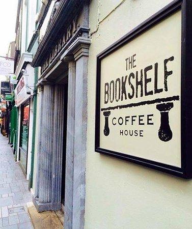 Bookshelf Coffee House Cork