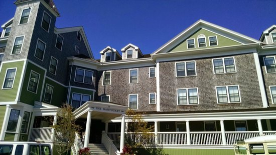 The Nantucket Hotel & Resort: The Nantucket