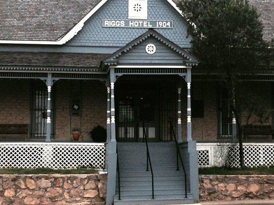 Annie Riggs Memorial Museum : Riggs Memorial Museum