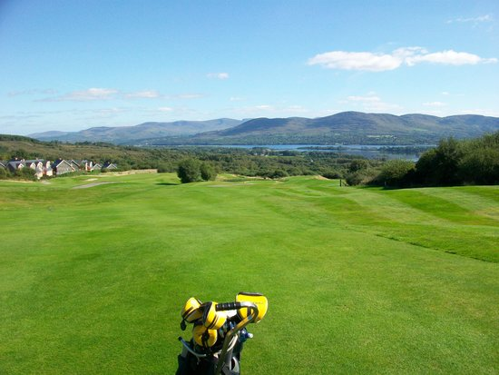 Ring of Kerry Golf Club: Great View!!!!!