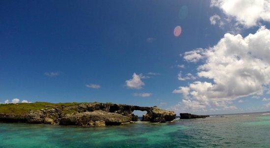 Adventure Antigua : Devil's Bridge