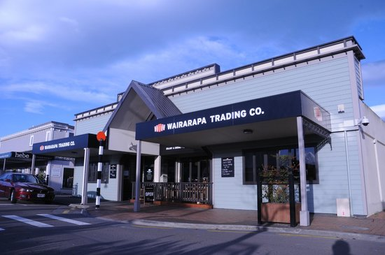 Wairarapa Trading Co. Masterton