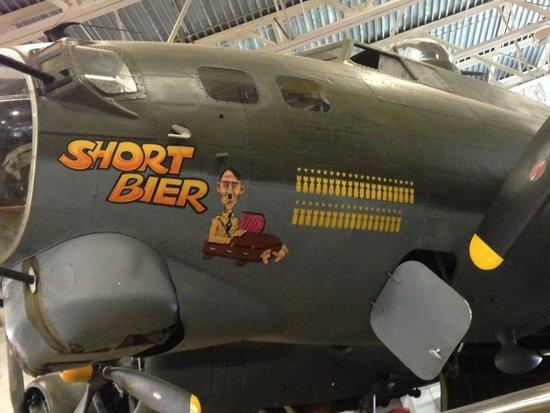Hill Aerospace Museum: Short Bier