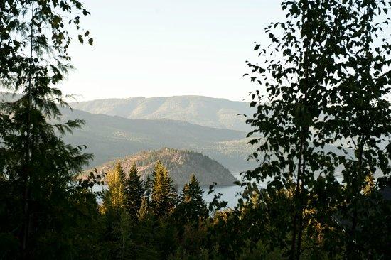 Selah Retreat B&B: View of the Lake